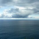 Cloud Formations, Su-ao Mountain/Sea Rd, Taiwan IV by Digby