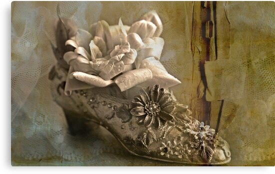 """""""The Gentlewoman's Shoe ..."""" by Rosehaven"""