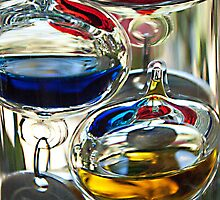 Galileo thermometer by debbiedsd