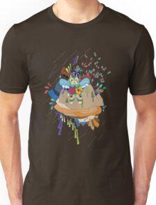 Cat In Wonderland Unisex T-Shirt
