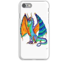 Prismatic Dragon iPhone Case/Skin