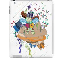 Cat In Wonderland iPad Case/Skin