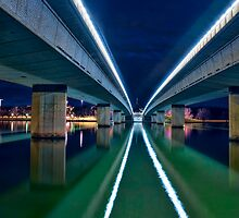 Under the Bridge by GRACE COSTA
