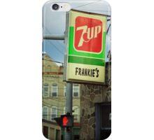 Frankie's Tavern, Binghamton, New York iPhone Case/Skin
