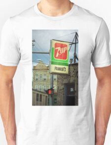 Frankie's Tavern, Binghamton, New York Unisex T-Shirt