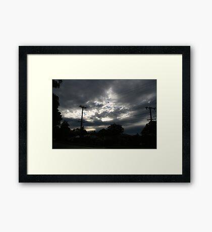 Unseen beauties Framed Print