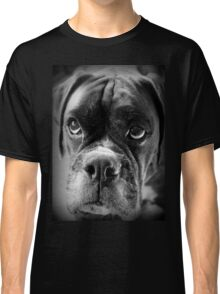 Oh Please... Let It Rain Cookies ~ Boxer Dogs Series ~ Classic T-Shirt