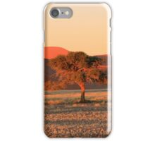 Alone in the Desert iPhone Case/Skin
