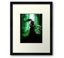 Anywhere is Framed Print
