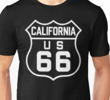 California US 66 Unisex T-Shirt