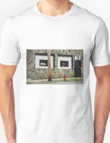 Frankie's Tavern, Binghampton, New York Unisex T-Shirt