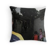 Children and Teenagers Throw Pillow