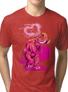 ELEFFECTION Tri-blend T-Shirt