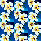 dance of the Frangipani  by tola