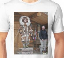 Fashion parade, Athabascan style, Fairbanks, Alaska Unisex T-Shirt