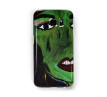 Comic Book Girl Samsung Galaxy Case/Skin