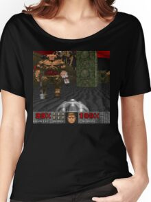 Doom Mission Women's Relaxed Fit T-Shirt