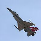 "F16 MLU Royal Danish Air Force ""Slow Pass"" by SWEEPER"