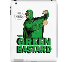Trailer Park Boys - The Green Bastard iPad Case/Skin