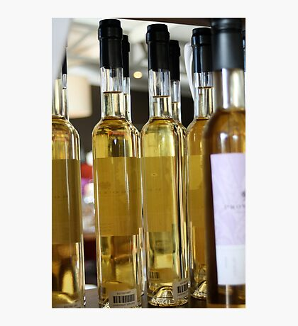 Chardonnay verjuice, Providore, Margaret River Photographic Print