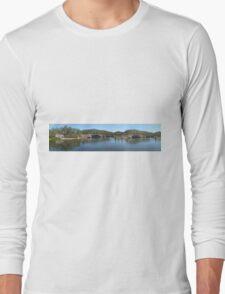 Dunn's Swamp Wollemi National Park, NSW, Australia Long Sleeve T-Shirt