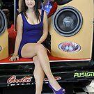 Miss Fusion at MotorEx Sydney 2010 by Gino Iori