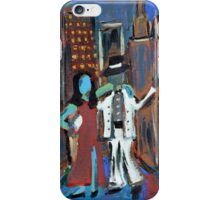Night on the Town iPhone Case/Skin