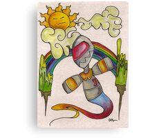 Robot #30 Canvas Print