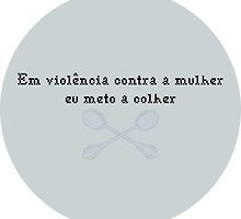 Violência contra a mulher by Nhaw Meow