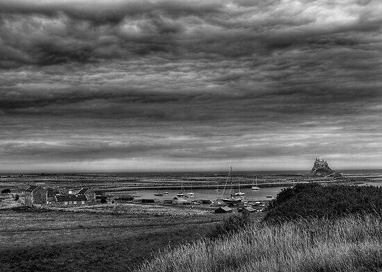 A Grand View of Lindisfarne by Ryan Davison Crisp