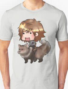 Bran Stark and Summer T-Shirt