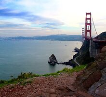 Golden Gate  by megsbeck