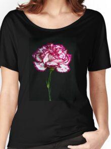 Carnation Portrait 3 Women's Relaxed Fit T-Shirt