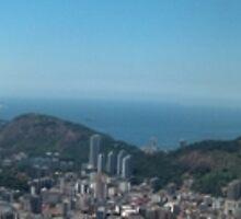 Rio de Janeiro, Brazil by Martyn Baker | Martyn Baker Photography