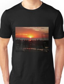 Camels At Sunset, Broome, Western Australia T-Shirt