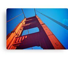 Golden Gate! Canvas Print