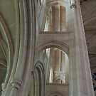 In the Nave of St Paul's Dunedin by Werner Padarin