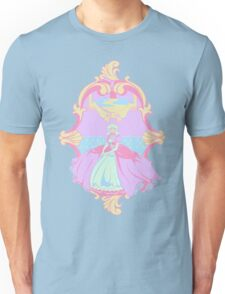 The Princess IS In This Castle. Unisex T-Shirt