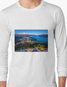 Queenstown Glow Long Sleeve T-Shirt