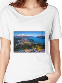 Queenstown Glow Women's Relaxed Fit T-Shirt