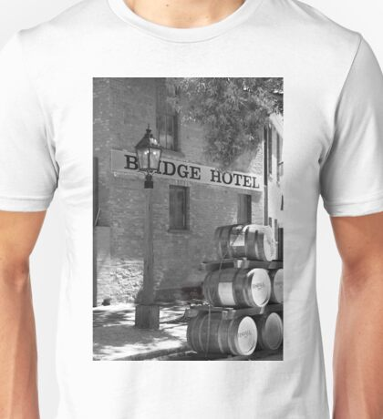 0077 Bridge Hotel T-Shirt