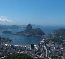 Sugarloaf Mountain, Rio de Janeiro, Brazil by Martyn Baker   Martyn Baker Photography
