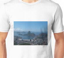 Sugarloaf Mountain, Rio de Janeiro, Brazil Unisex T-Shirt