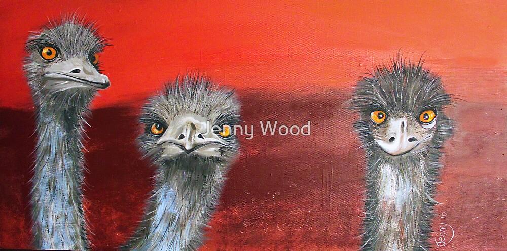 The mafia three by Jenny Wood