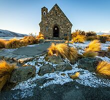 The Good Shepherd Church by Adrian Alford Photography