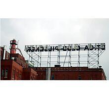Utica Club Ale Photographic Print