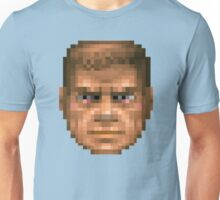 Doom Face Unisex T-Shirt