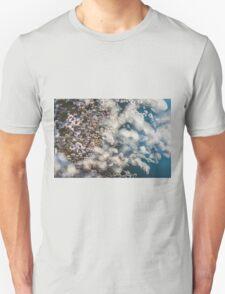 Light Dance of Bokeh Unisex T-Shirt