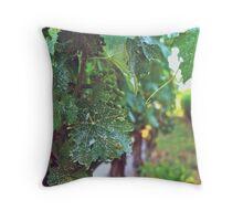 grape juice anyone?! Throw Pillow