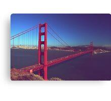 ~Golden Gate~ Canvas Print